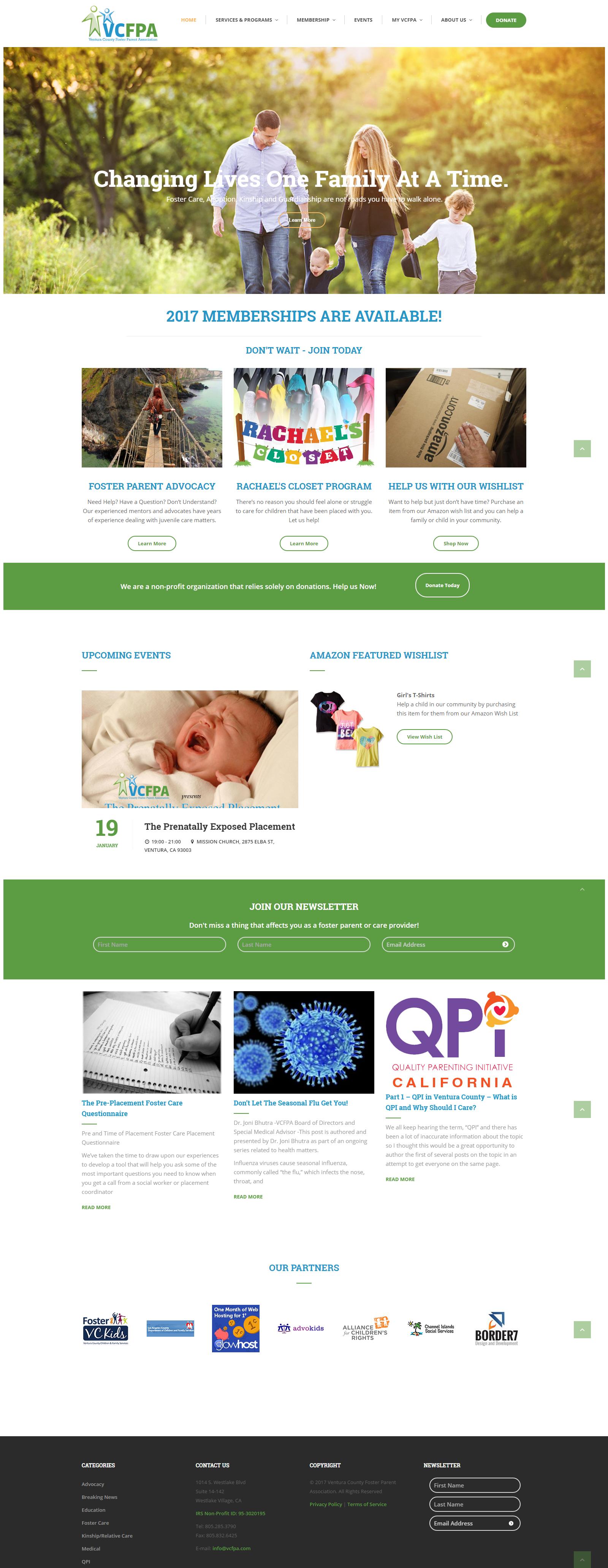 The New VCFPA.com