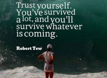 Trust Yourself – You're Probably Right!